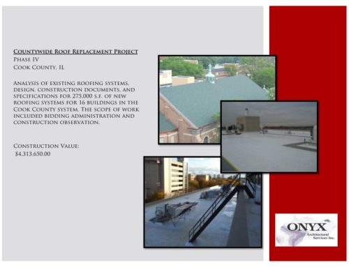Countywide Roof Replacement Project