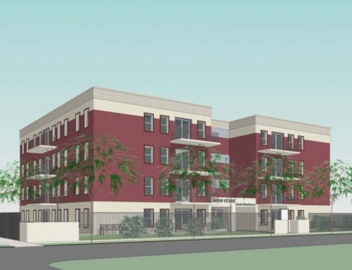 24 Unit Senior/Affordable Housing Development