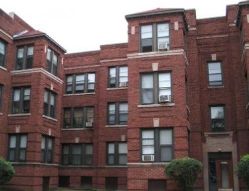 The 36 Unit Lorrington Affordable Housing Renovation
