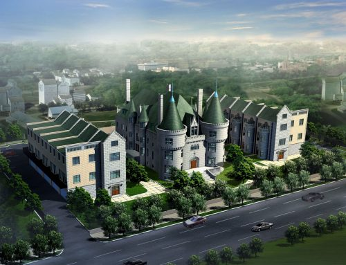 The McGill Parc Town Homes